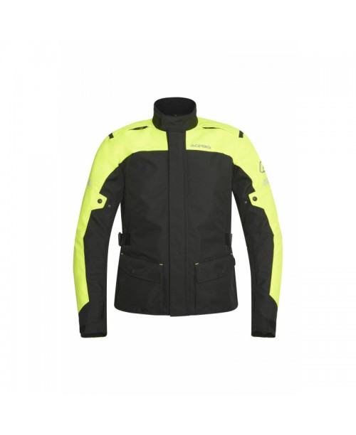 Куртка ACERBIS DISCOVERY FOREST N. BLACK/YELLOW M