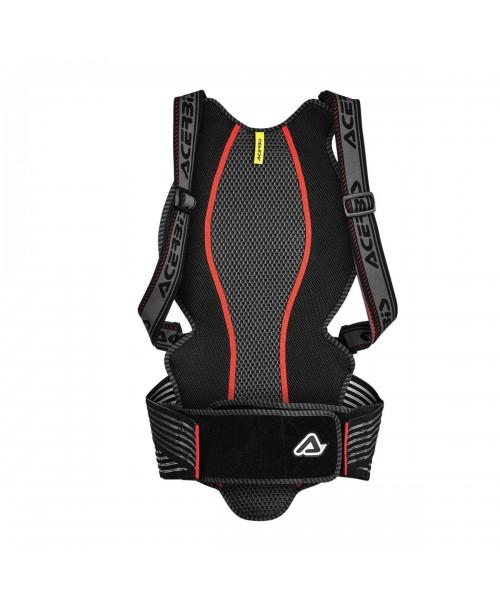 Защита спины ACERBIS COMFORT 2.0 N. BLACK/RED S/M