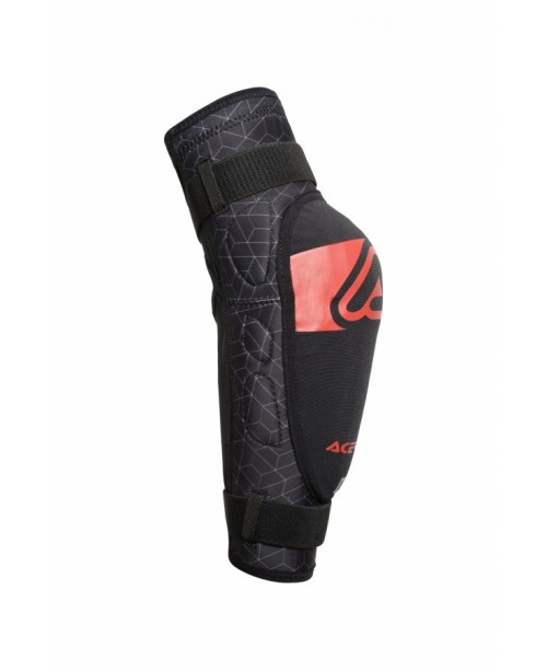 Налокотники детские ACERBIS X-ELBOW GUARD SOFT JUNIOR N. BLACK/RED