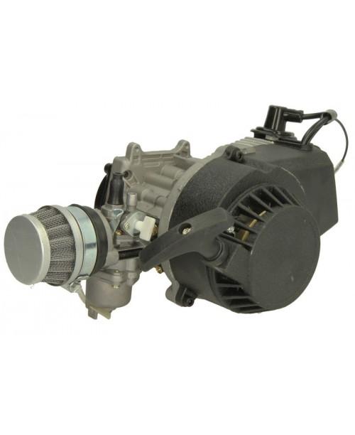 Двигатель 2Т Pitbike 50cc