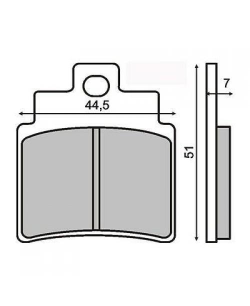 Тормозные колодки GRAN DINK 250
