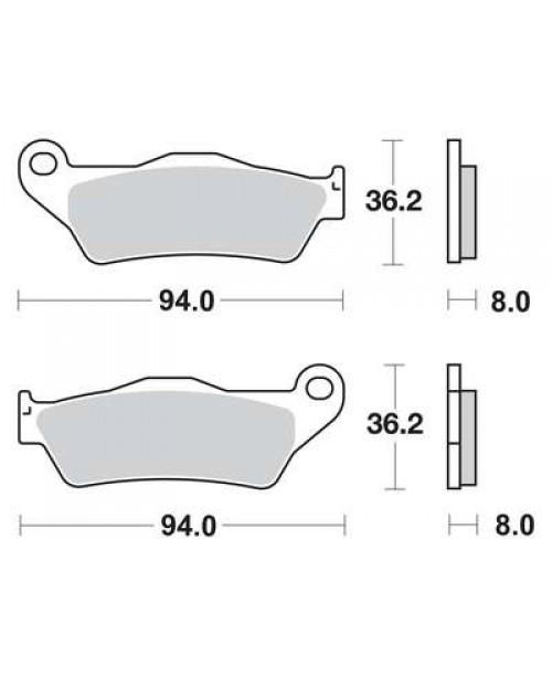 Тормозные колодки TRW LUCAS KTM