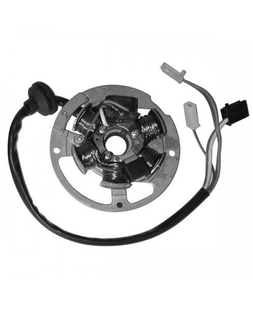 Статор генератора Aprilia 50cc 2t 93-03 w/PLATE (EX 3196791)