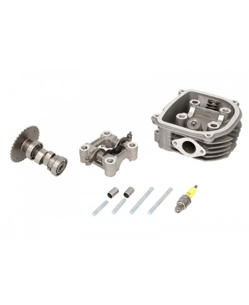 Головка цилиндра GY6 150cc диам 57.4mm