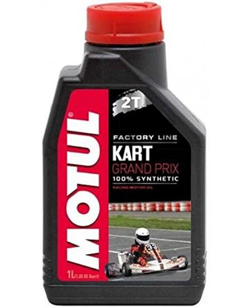 Масло моторное Motul Kart Grand Prix 2T 1 л