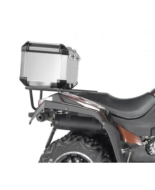 Комплект крепления кофра ATV  GIVI  Trekker Outback 80л для трубок диам 18мм  и 25мм