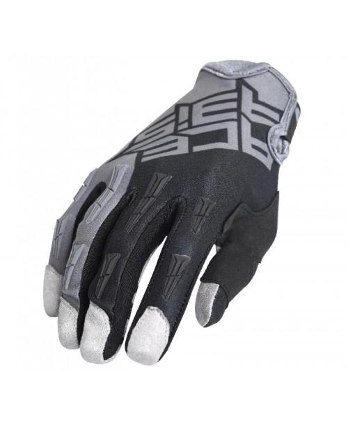 Перчатки Acerbis  детские MX X-K KID  сер / черн разм S