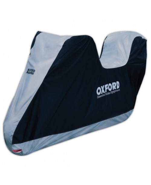 Накидка для скутера с кофром  Oxford CV201