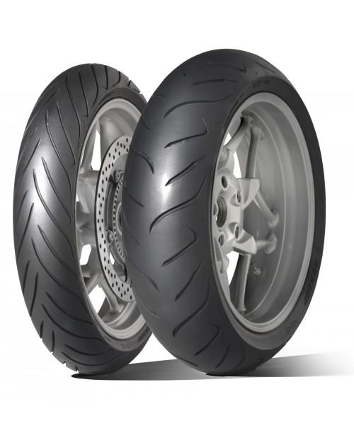 Скат 120/70-18 Dunlop SPMAX ROADSMART II 120/70 ZR18 59W TL