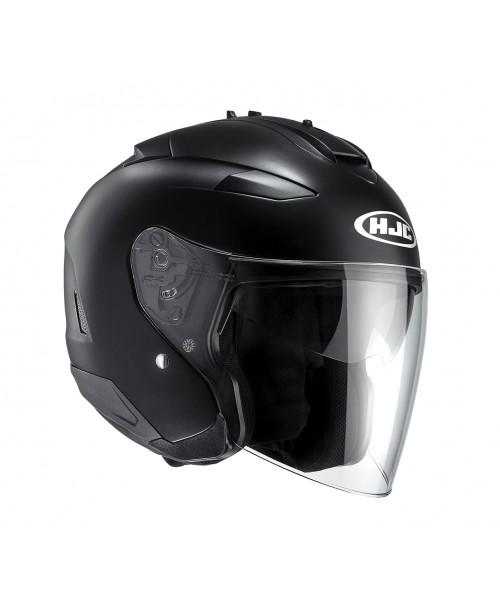 Шлем HJC IS-33 II SEMI FLAT BLACK L