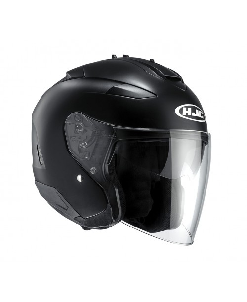 Шлем HJC IS-33 II SEMI FLAT BLACK XXL
