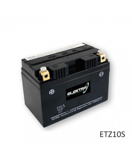 Аккумулятор TTZ10S ELEKTRA BATTERY ETZ10S (FA) - с завода активированый