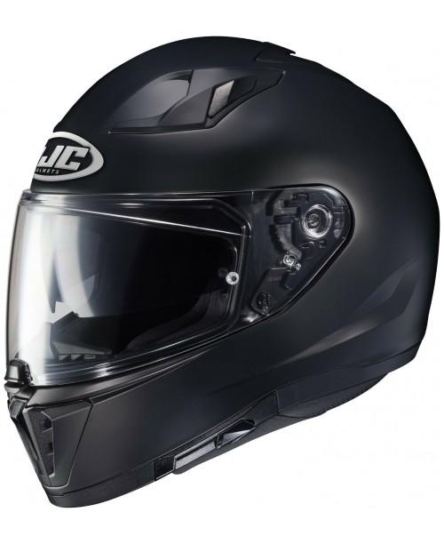 Шлем HJC I70 SEMI FLAT BLACK XL