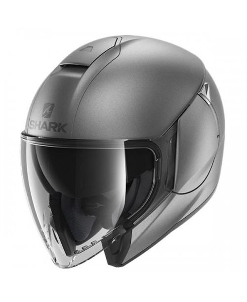 Шлем SHARK CITYCRUISER Gray Matt разм: XL