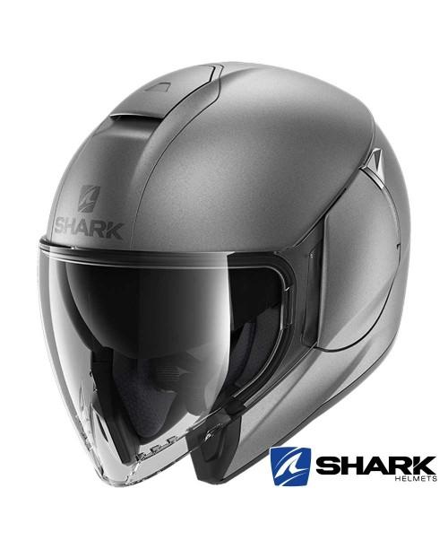 Шлем SHARK CITYCRUISER BLANK Mat разм: M