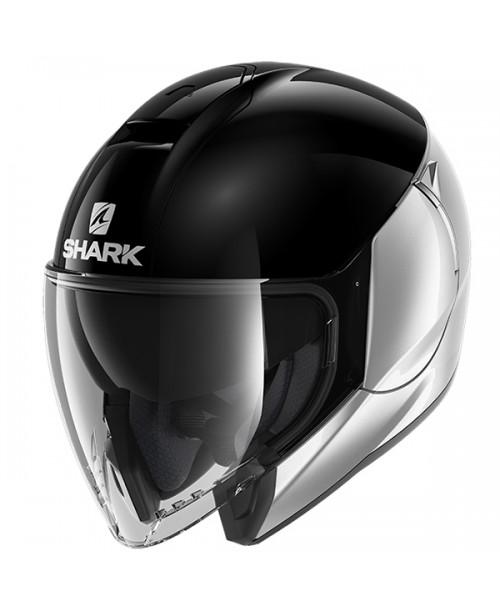 Шлем SHARK CITYCRUISER DUAL BLANK разм: S