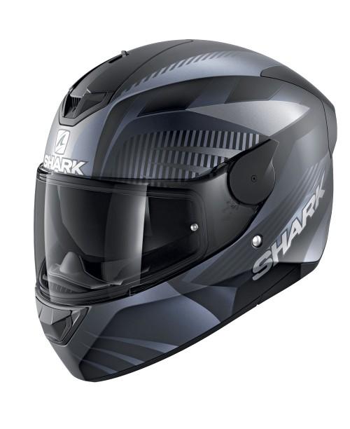 Шлем SHARK D-SKWAL 2 MERCURIUM Mat разм: M