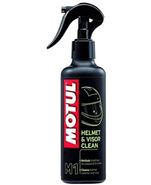 Средство для ухода для шлема Motul Helmet Visor Cleraner M1
