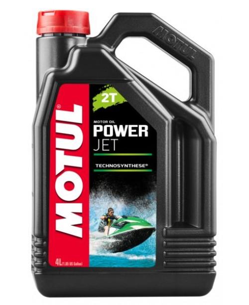 Масло  MOTUL Powerjet 2T, 4L  для Водных скутеров;   NMMA TC-W3; TC-W; TC-WII