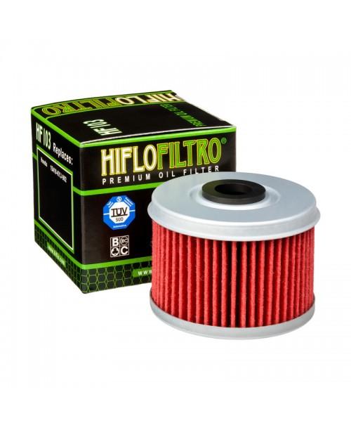 Маслянный фильтр HF103 Honda CRF250L