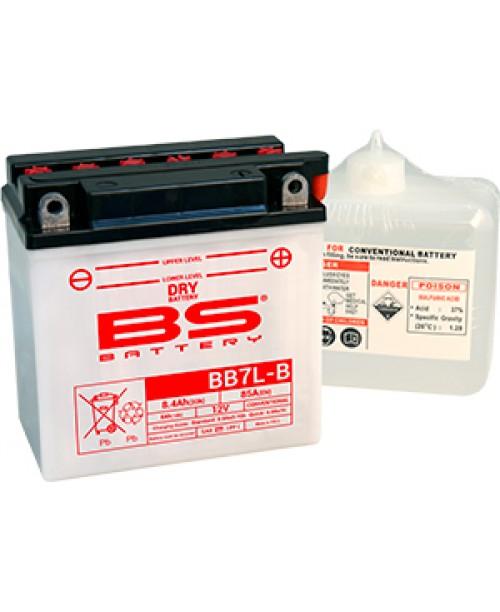 Аккумулятор YB7L-B BS BATTERY BS-BB7L-B