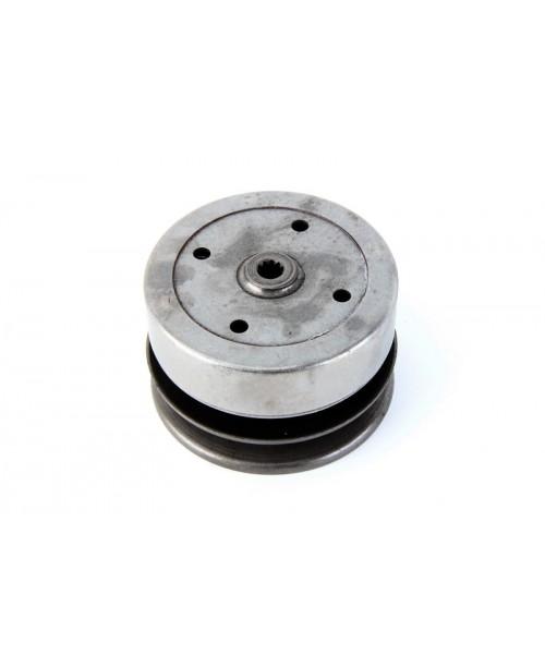 Муфта сцепления вариатора SUZUKI 50cc 2T диам 110 мм в сборе с задним вариатором