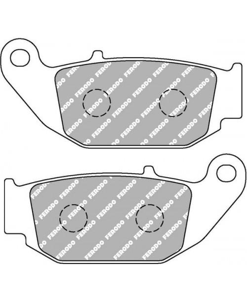 Тормозные колодки Ferodo Platinum FDB2275P Honda CBR125R 07-15 CRF 14-18