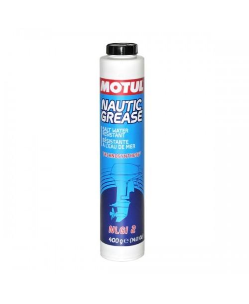 Смазка для редукторов Motul Nautic Grease 0.4 kg