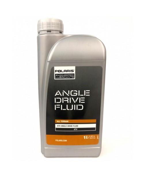 Масло трансмиссионное Polaris Angle Drive Fluid  (для заднего дифференциала ) 1л 502510