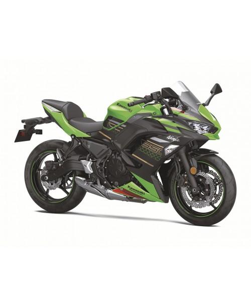 Мотоцикл KAWASAKI NINJA 650 ABS MY2020 Green