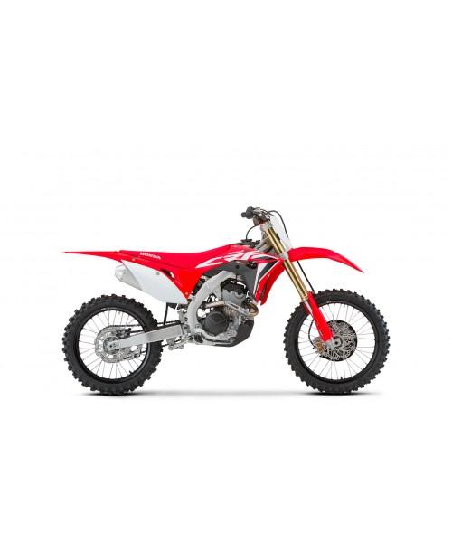 Мотоцикл HONDA CRF250R MY2021 Red