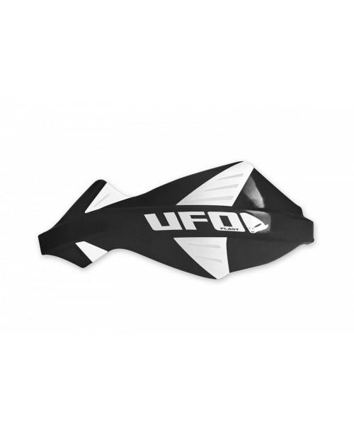 Пластиковая защита для комплектов UFO DISCOVERY  PM01653 и PM01654,  прав+лев  (сменный пластик) ,цвет черный