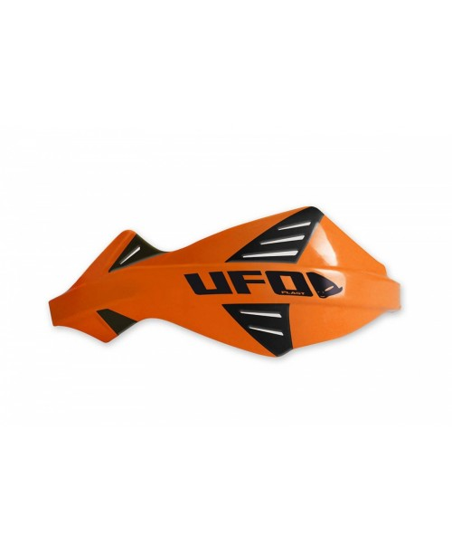 Пластиковая защита для комплектов UFO DISCOVERY  PM01653 и PM01654,  прав+лев  (сменный пластик) ,цвет оранжевый