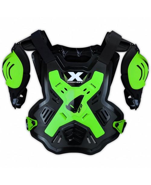 Черепаха Эндуро UFO X-CONCEPT цвет зеленый
