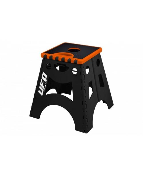 Подставка стул под кроссовый мотоцикл UFO PLAST  складывающийся оранжевый