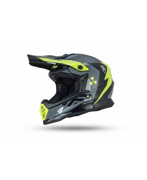Шлем детский кросс UFO VOLTAGE разм M