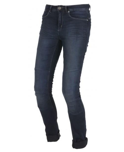 Штаны джинсы Modeka Abana женские, темно синие, разм 38