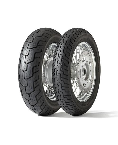 Скат 140/80-17 Dunlop D404 69H передн
