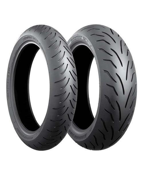Скат 110/90-12 Bridgestone SC1 TL 64L