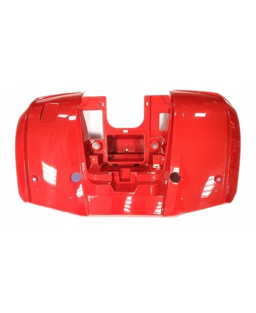 Пластик задний красный Linhai 300/400/500