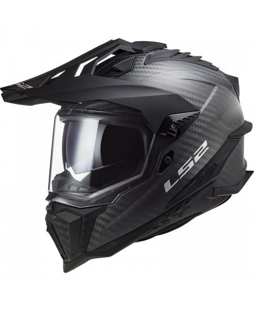 Шлем LS2 MX701 C EXPLORER GLOSS CARBON