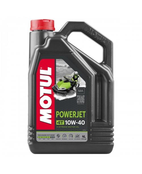 Масло MOTUL 4T POWERJET 4T 4л для водных скутеров