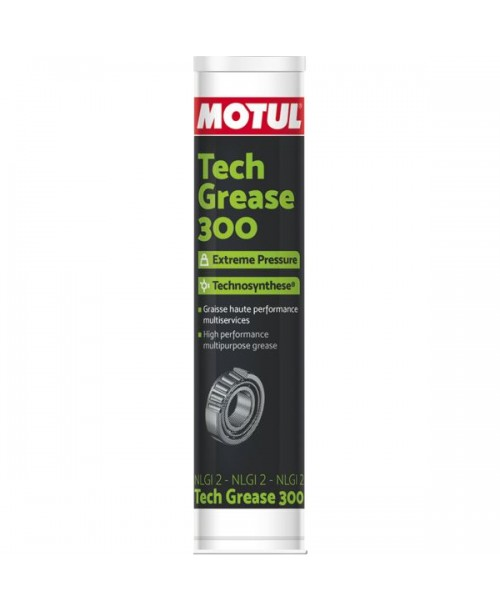 Смазка MOTUL IRIX TECH 300 высоко-температурная, полусинтетика, Литий- содержащая (для Вариаторов)